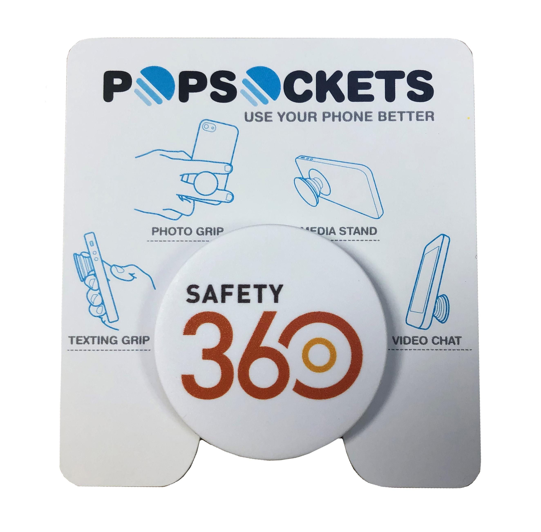 1933 Safety 360 PopSocket Grip (China) [4016 99 6050]